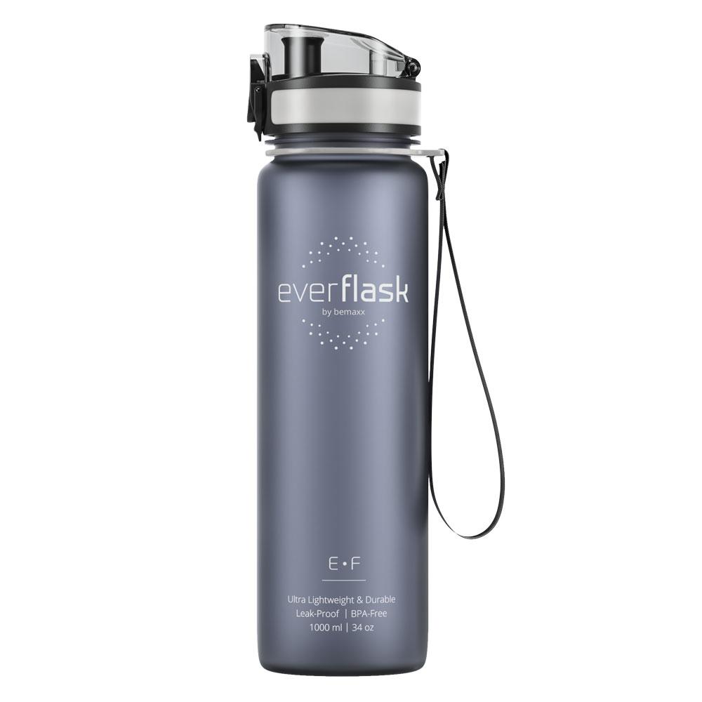 Trinkflasche Tritan EVER FLASK