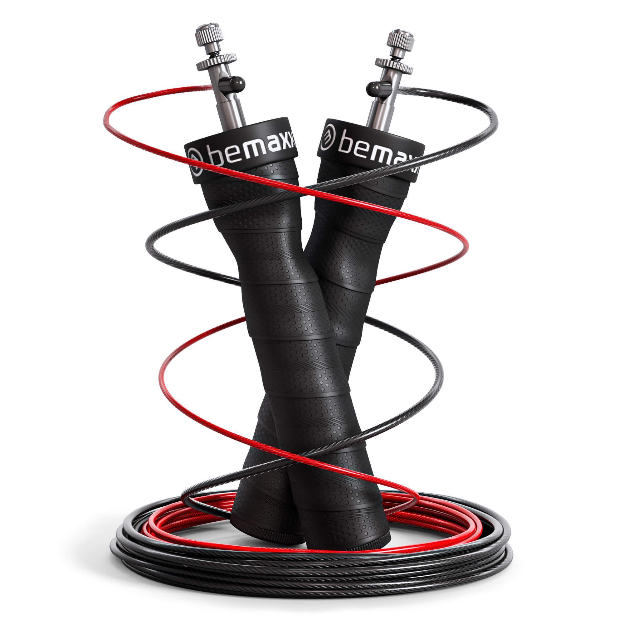 Springseil Speed Rope Anti-Rutsch Verstellbares Seilspringen Fitness Jump Rope